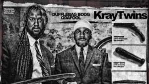 Kray Twins BY Q Da Fool